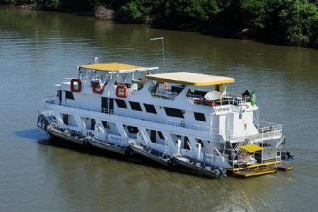 O Barco Pantanal VIP